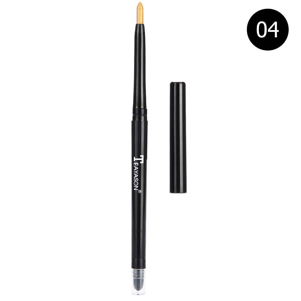 12-colors-Glitter-Lip-liner-Eye-Shadow-Pencil-Cosmetic-Makeup-Pen-Eyeliner-Tool thumbnail 19