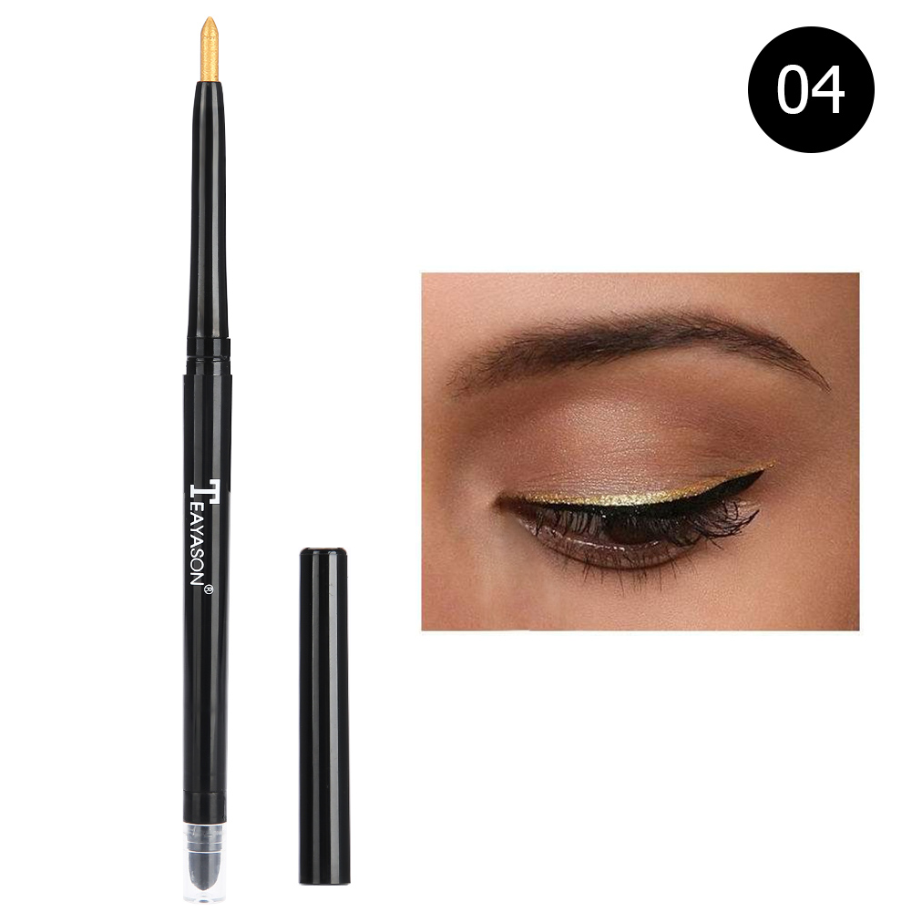12-colors-Glitter-Lip-liner-Eye-Shadow-Pencil-Cosmetic-Makeup-Pen-Eyeliner-Tool thumbnail 20