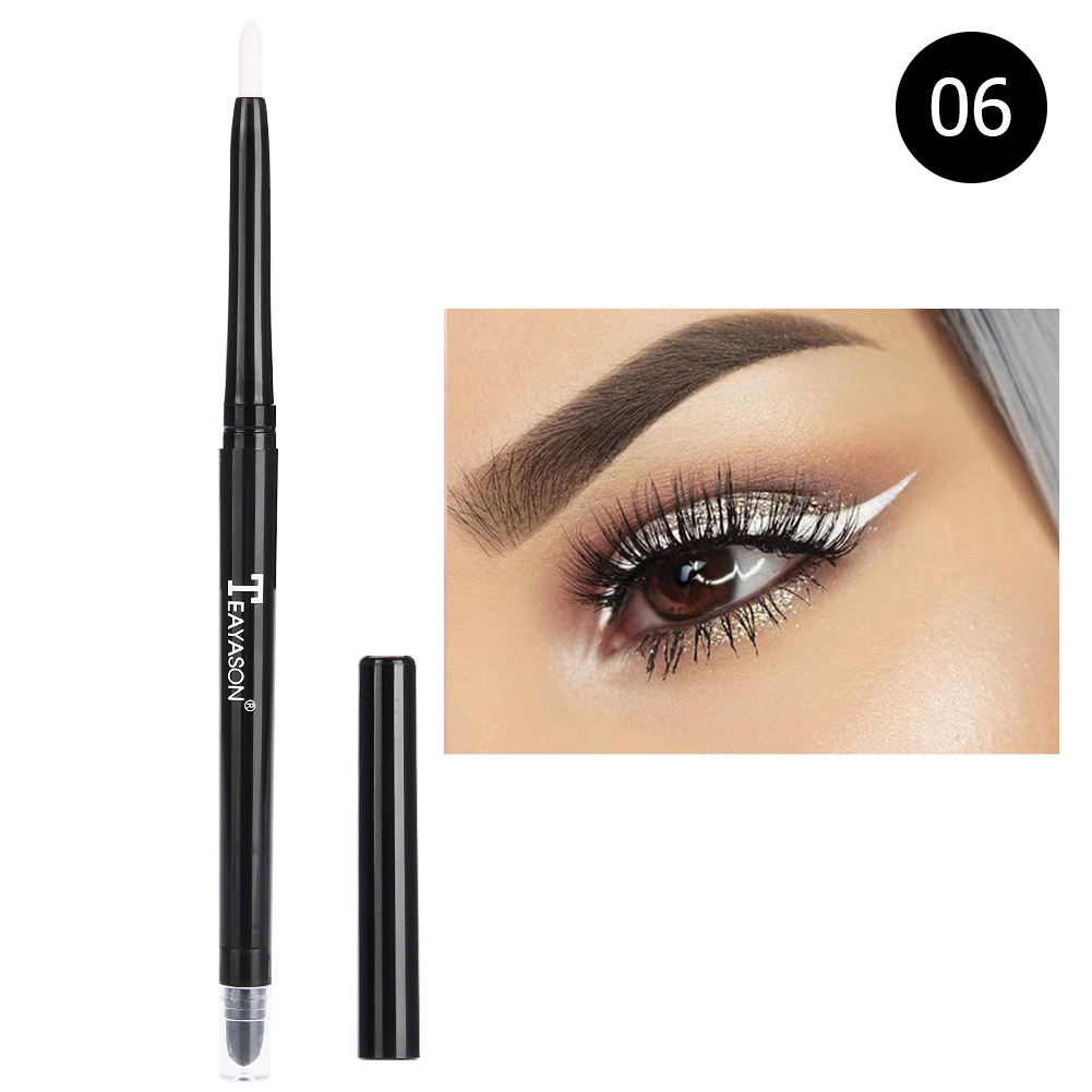 12-colors-Glitter-Lip-liner-Eye-Shadow-Pencil-Cosmetic-Makeup-Pen-Eyeliner-Tool thumbnail 26