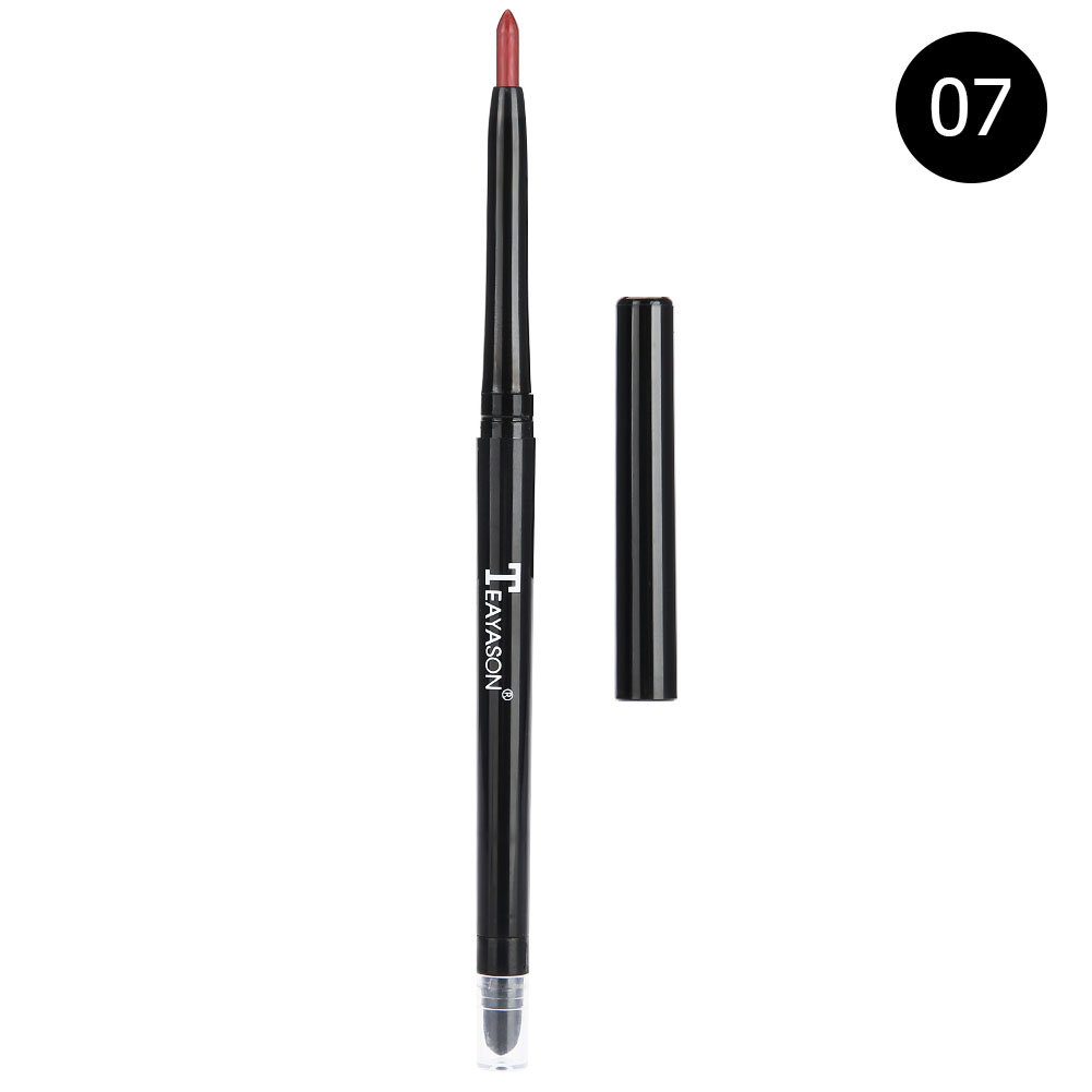 12-colors-Glitter-Lip-liner-Eye-Shadow-Pencil-Cosmetic-Makeup-Pen-Eyeliner-Tool thumbnail 28