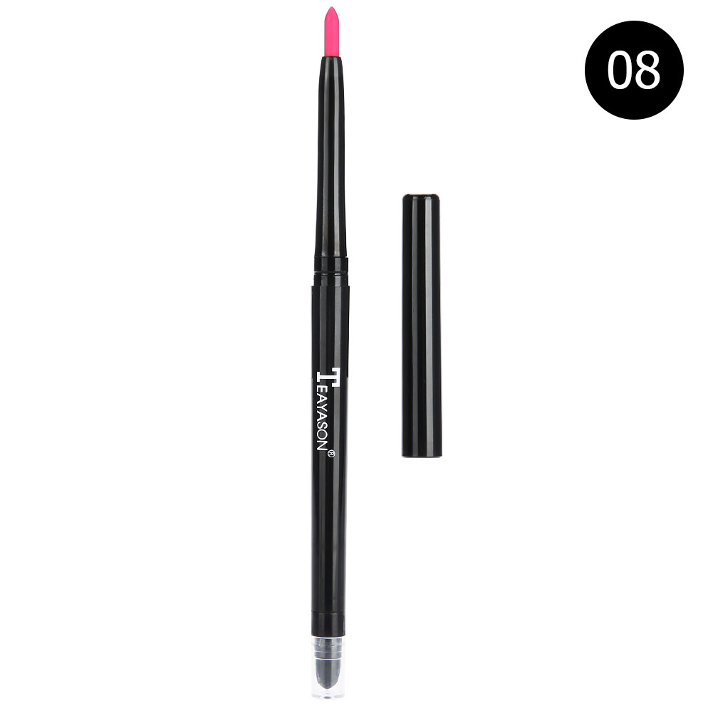 12-colors-Glitter-Lip-liner-Eye-Shadow-Pencil-Cosmetic-Makeup-Pen-Eyeliner-Tool thumbnail 31