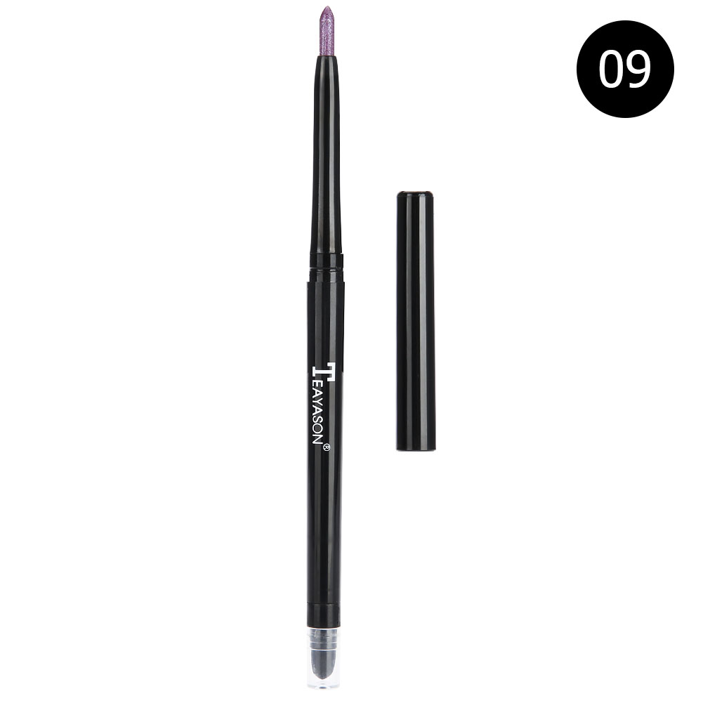 12-colors-Glitter-Lip-liner-Eye-Shadow-Pencil-Cosmetic-Makeup-Pen-Eyeliner-Tool thumbnail 34