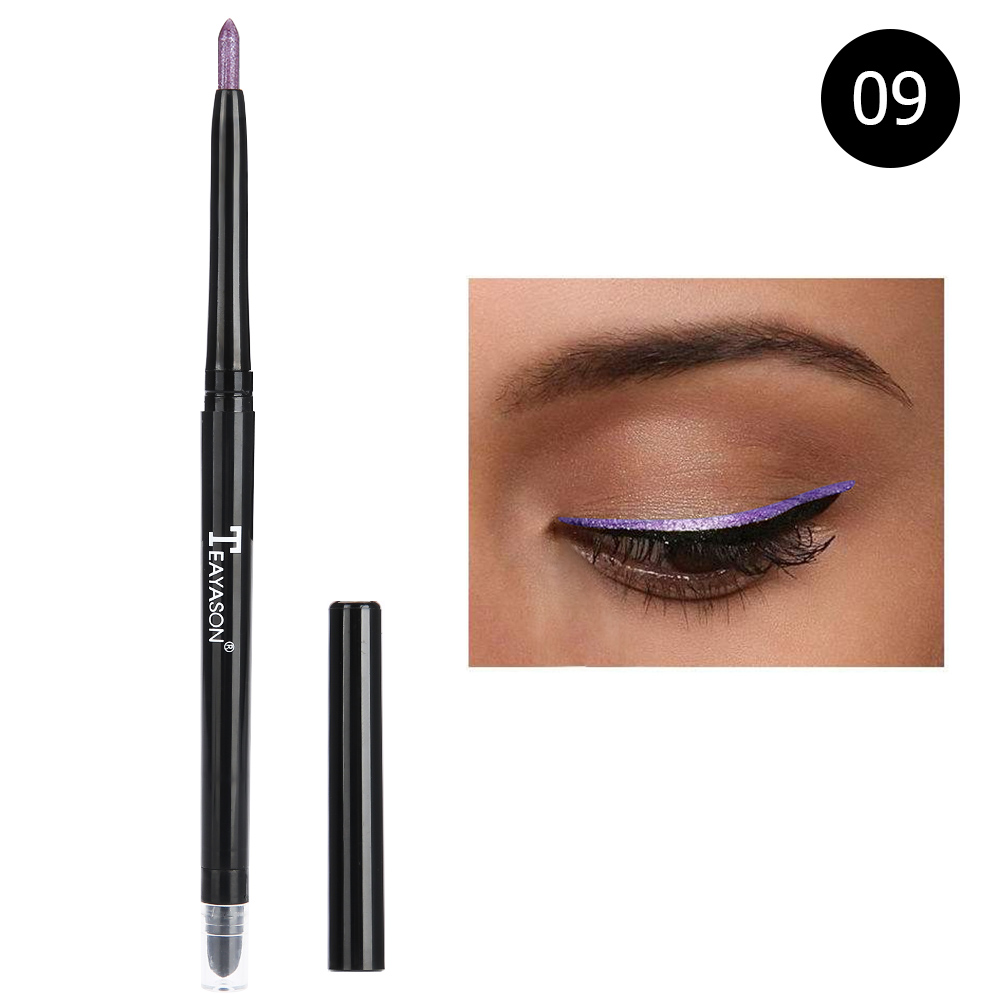 12-colors-Glitter-Lip-liner-Eye-Shadow-Pencil-Cosmetic-Makeup-Pen-Eyeliner-Tool thumbnail 35