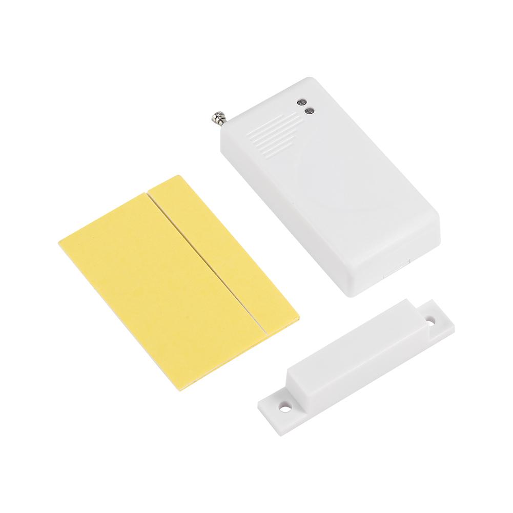 5x 433Mhz Wireless Magnetisch Sensor Tür//Fenster Sensor Kontakt Sicherheit Alarm