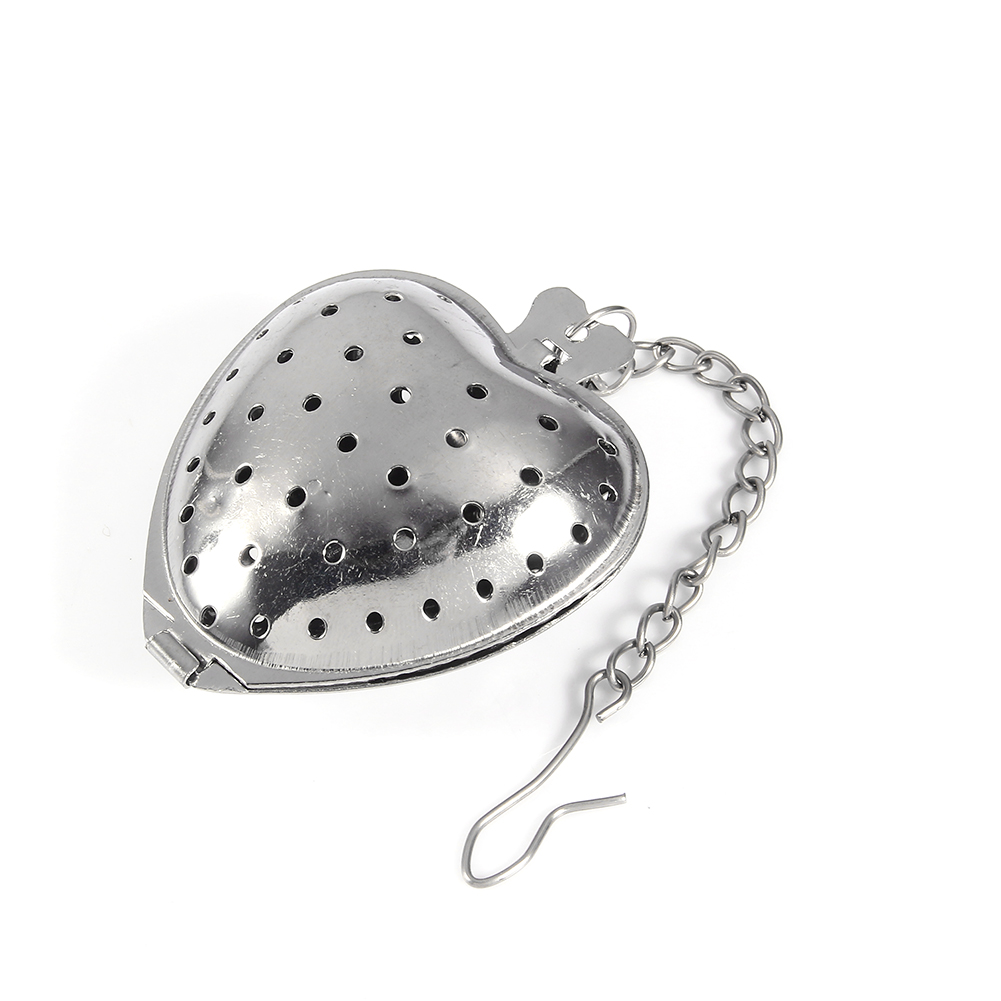 Tea-Ball-Strainer-Infuser-Stainless-Steel-Filter-Squeezer-Herb-Leaf-Spice-Star thumbnail 56