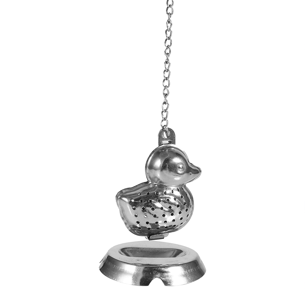 Tea-Ball-Strainer-Infuser-Stainless-Steel-Filter-Squeezer-Herb-Leaf-Spice-Star thumbnail 48