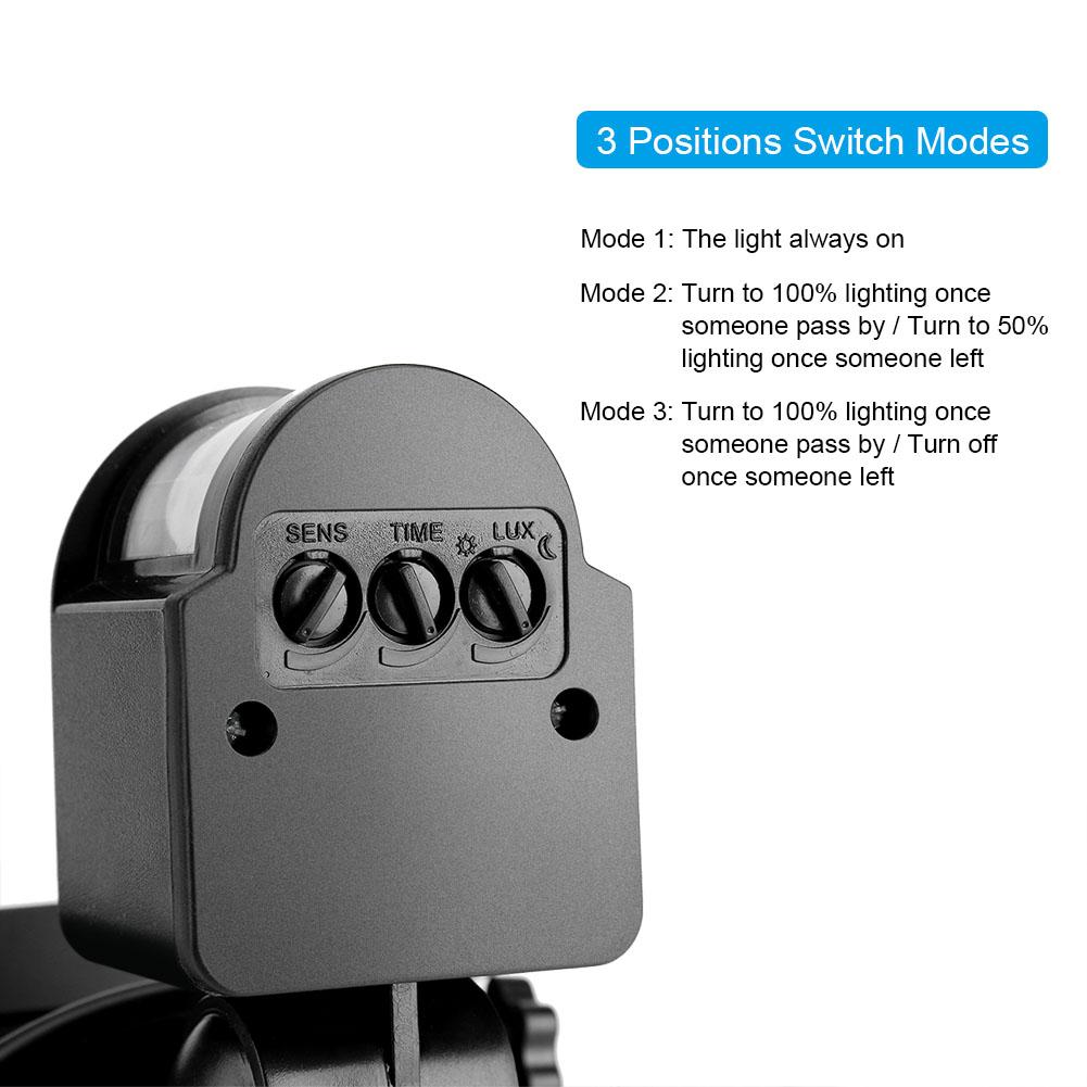 100LED-Lampe-Solaire-Projecteur-Lumiere-Jardin-Exterieur-Detecteur-de-Mouvement