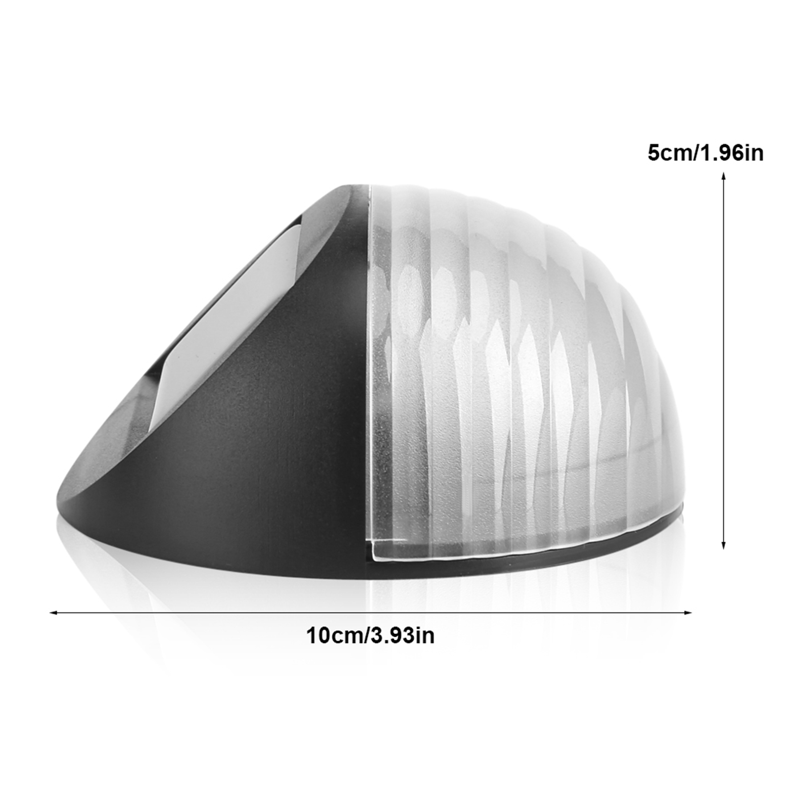solarleuchte wasserfest 6 led gartenleuchte solar au enleuchte wand birnen lampe ebay. Black Bedroom Furniture Sets. Home Design Ideas