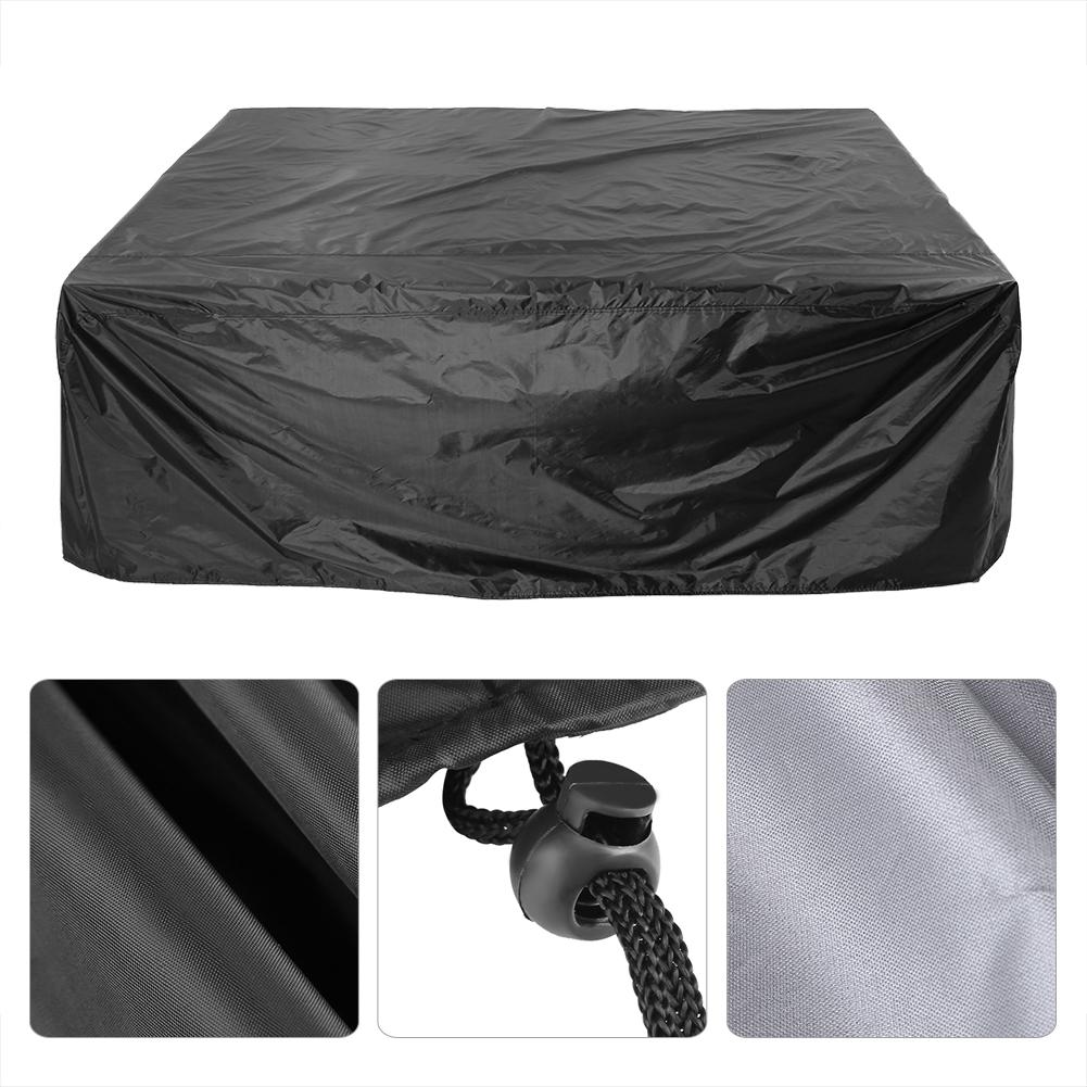 gartentisch gartenm bel abdeckung schutzh lle abdeckplane f r garten sitzgruppen ebay. Black Bedroom Furniture Sets. Home Design Ideas