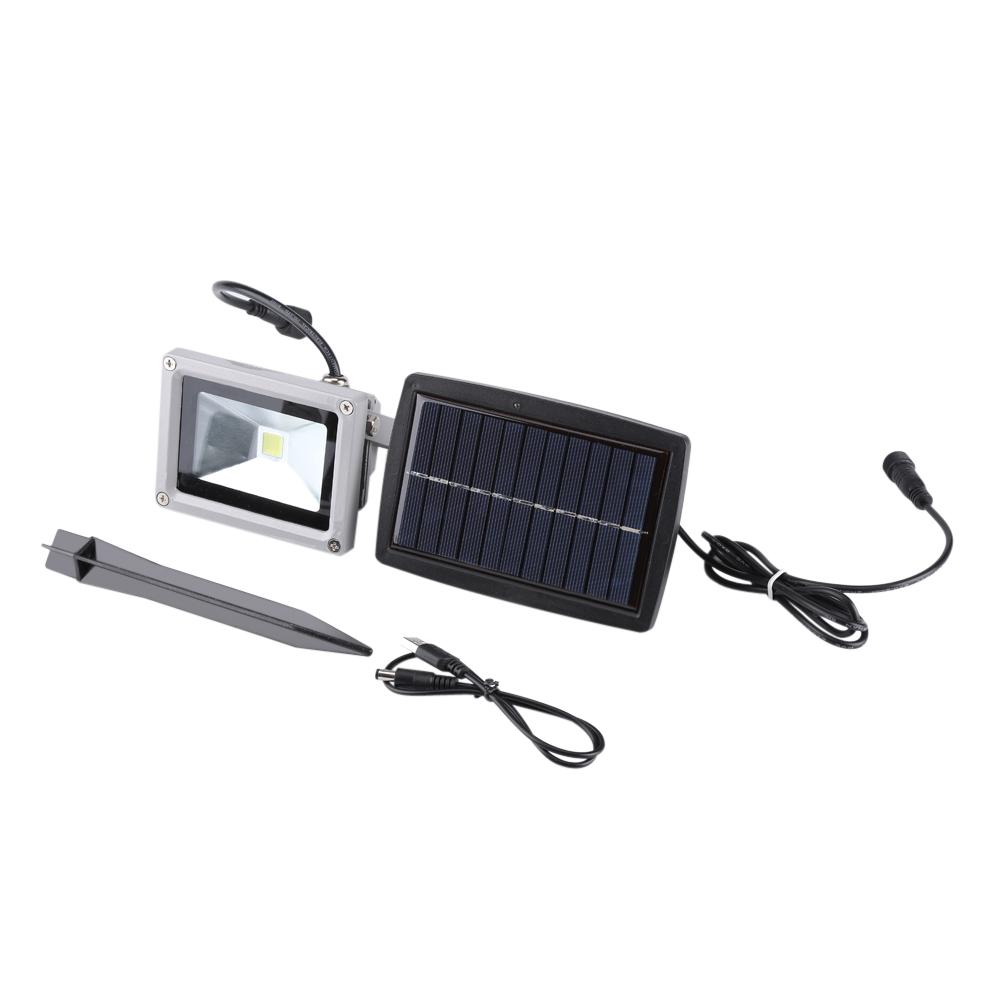 10W-LED-Projecteur-Eclairage-Exterieur-Jardin-Lampe-Solaire-Inondation-Etanche
