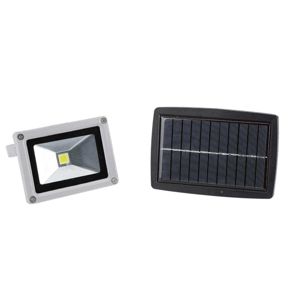 Energie-Solaire-10W-LED-Nuit-Lampe-De-Jardin-Lumiere-D-039-inondation-Impermeable