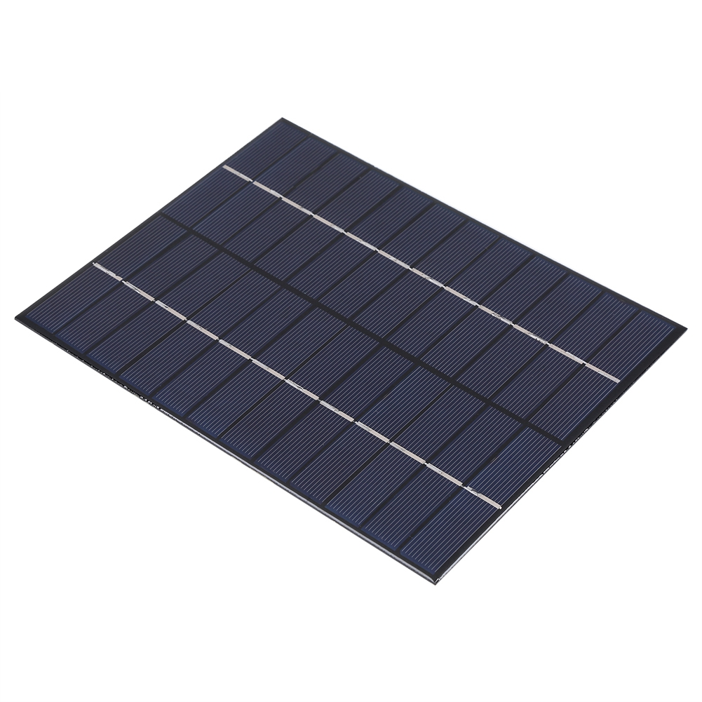 5 2w 12v polykristalline solarmodul solarpanel f r diy ladeger t stromversorgung ebay. Black Bedroom Furniture Sets. Home Design Ideas