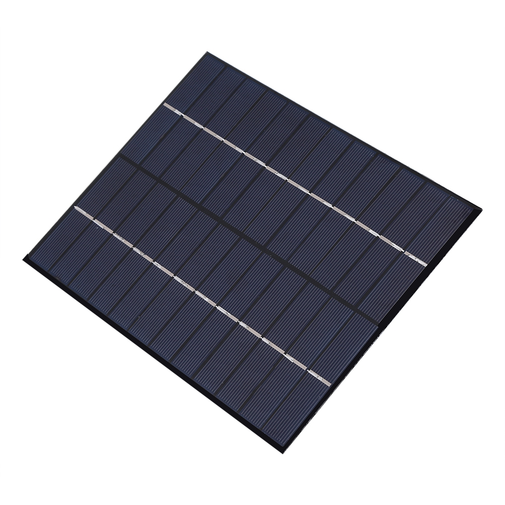 5 2w 12v polykristalline solarmodul solarpanel f r diy ladeger t stromversorgung ebay. Black Bedroom Furniture Sets. Home Design Ideas
