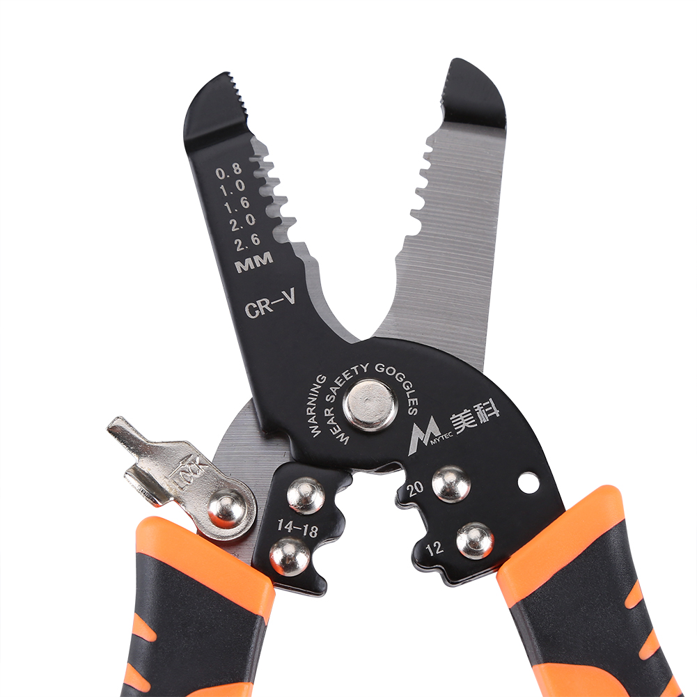 MULTI-FUNCTIONAL PLIER ELECTRIC Cable Wire Cutter Electrician Plier Stripper ZY