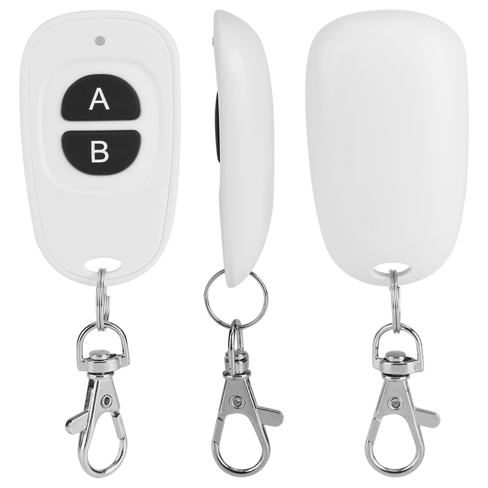 433MHz-EV1527-RF-Wireless-Transmitter-Garage-Door-1-4-Channel-Key-Remote-Control miniature 25