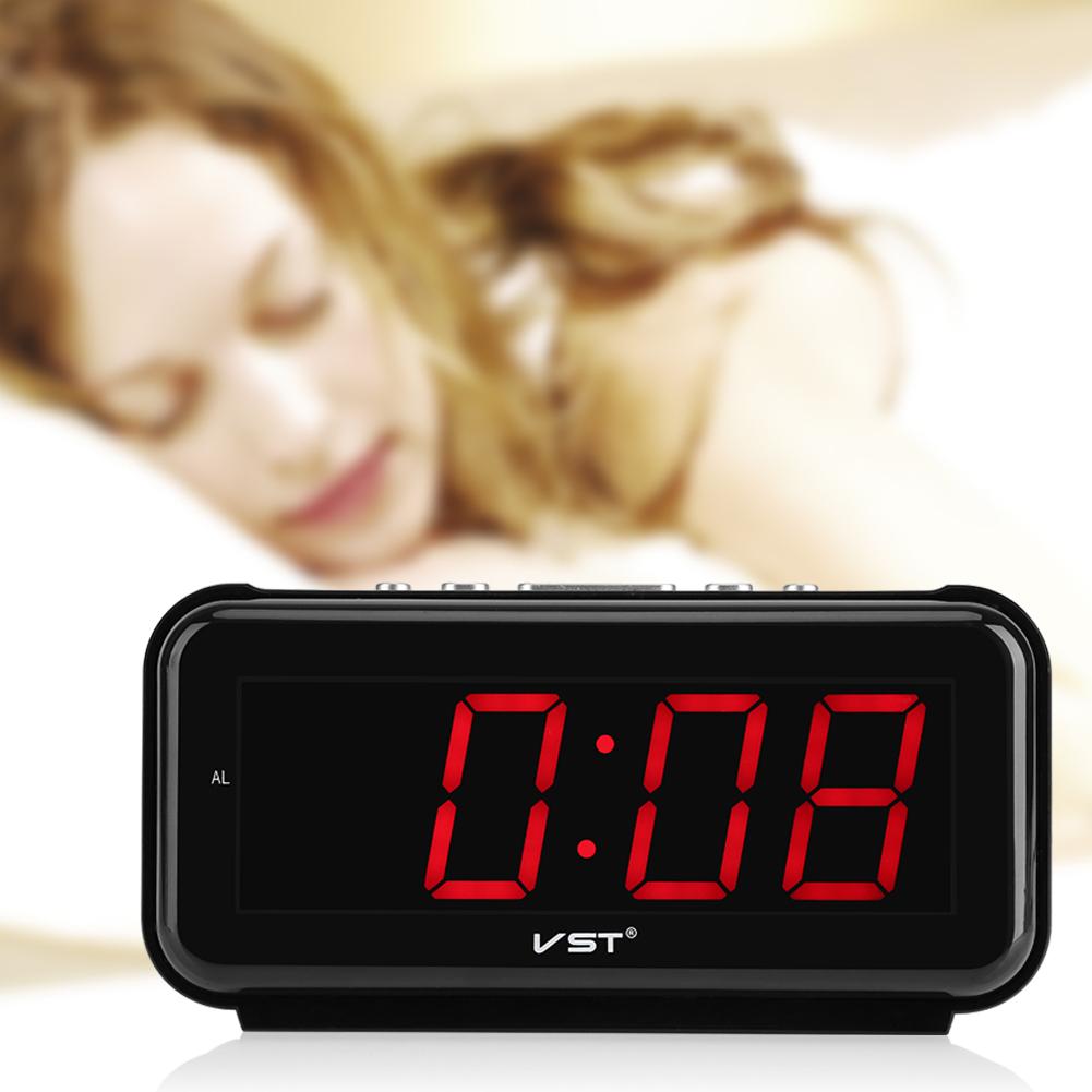 220V-Electronic-Table-Digital-Alarm-Clock-Desktop-LED-Display-Snooze-EU-Plug-LJ thumbnail 19