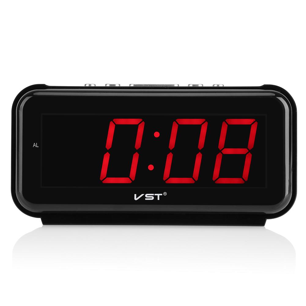 220V-Electronic-Table-Digital-Alarm-Clock-Desktop-LED-Display-Snooze-EU-Plug-LJ thumbnail 17