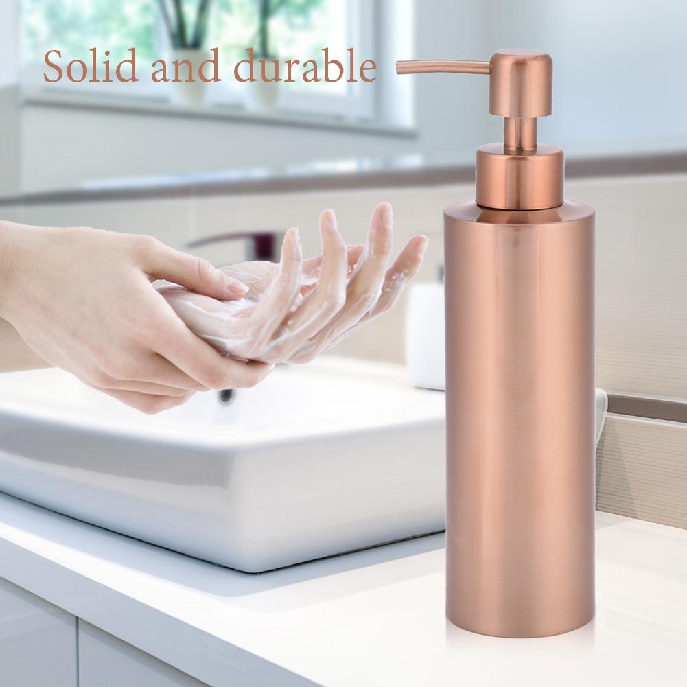 Home Kitchen Bathroom Countertop Hand Pump Liquid Soap