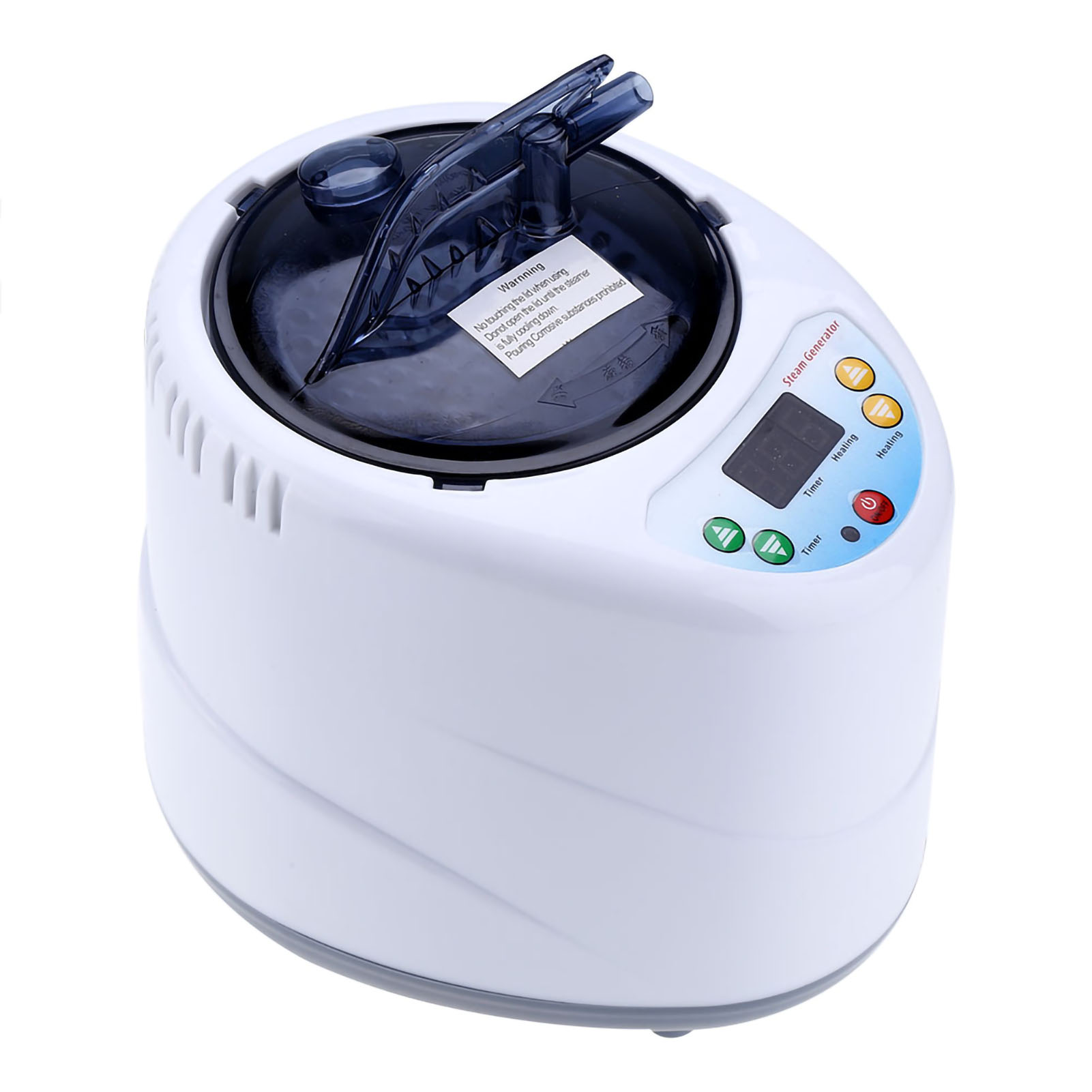 2L-Home-Steam-Sauna-Spa-Full-Body-Portable-Slimming-Loss-Weight-Detox-Therapy-HG thumbnail 171