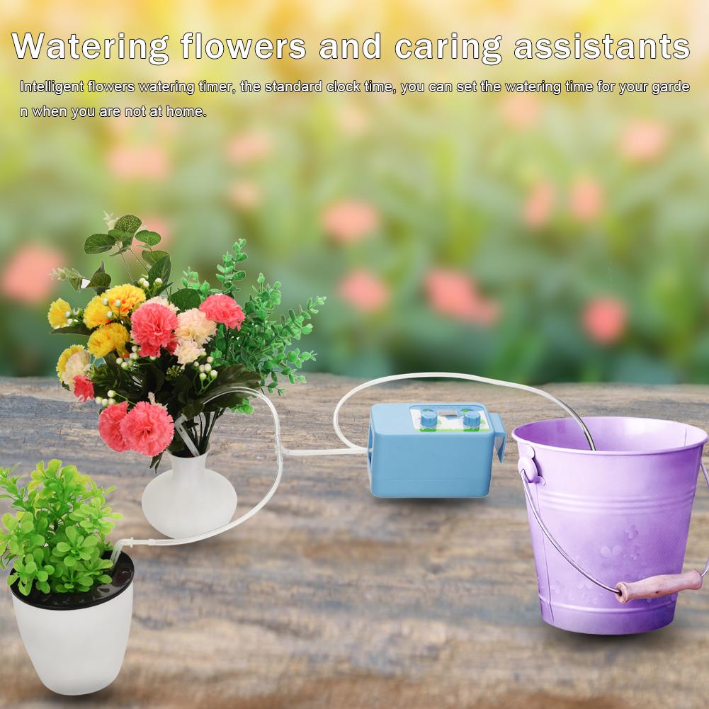Auto-Digital-Electronic-Hose-Water-Timer-Outdoor-Garden-Irrigation-Controller-CO thumbnail 17