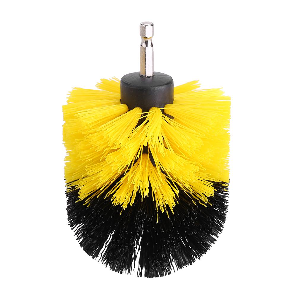 3pcs Drill Brush For Valeting Detailing Bathroom Tile Grout Car ...