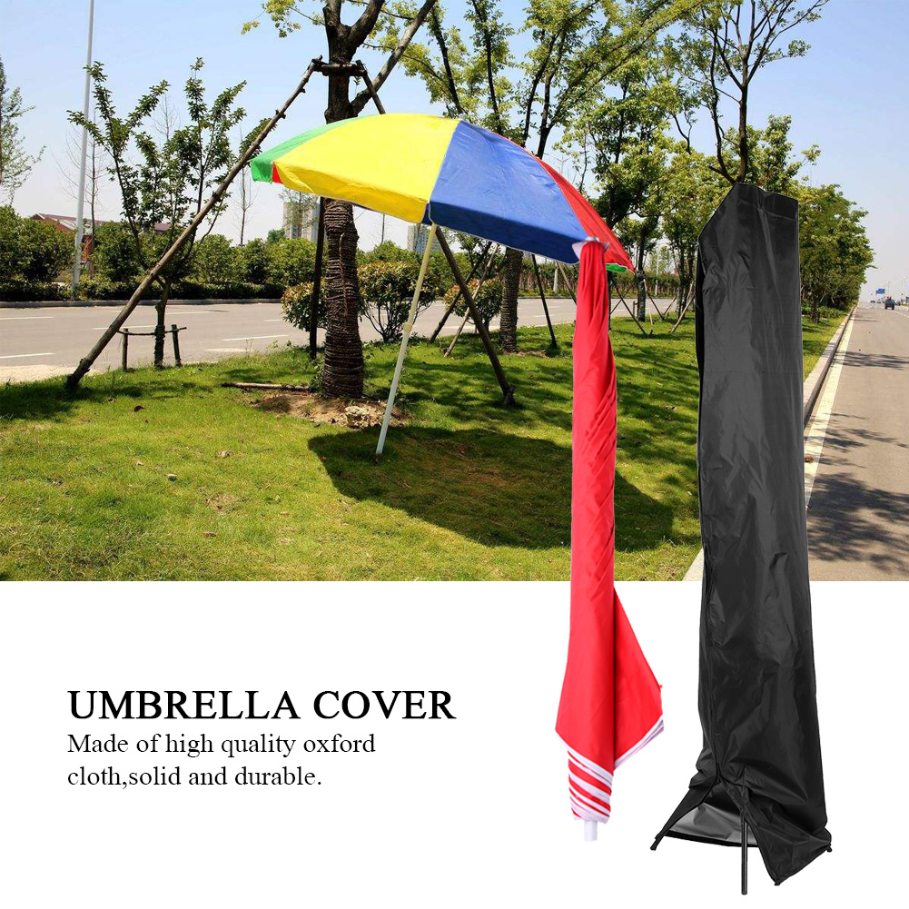 Large 3M Patio Cantilever Umbrella Cover Garden Parasol