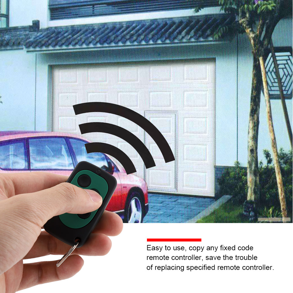 Universal Garage Gate Door Remote Control Copy For Boss Guardian