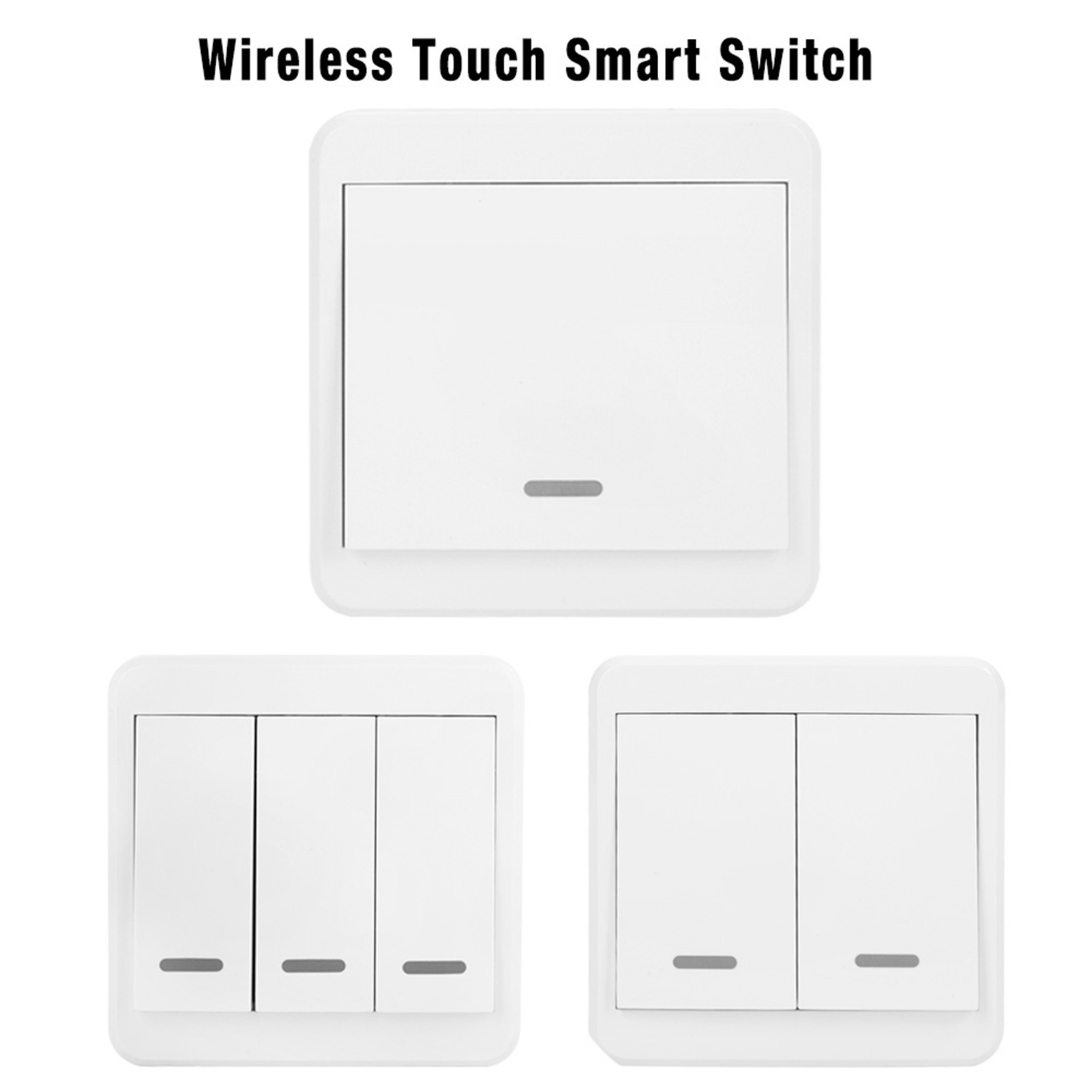 3 Way Switch Alexa Wiring Diagrams Data Base Smart Light 1 2 3way Wifi Wall Press Touch Panel Uk For Rh Ebay