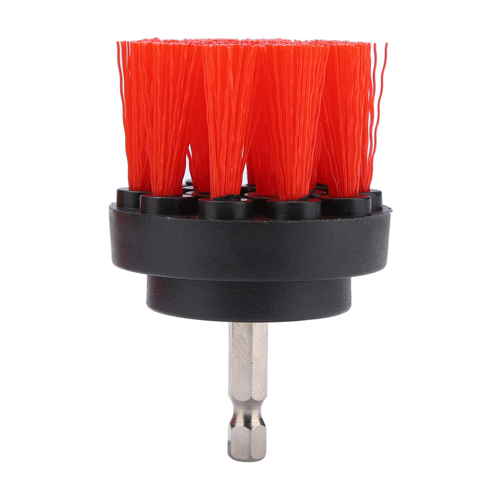 3 Pcs Power Scrub Brush Drill Cleaning Brush For Bathroom