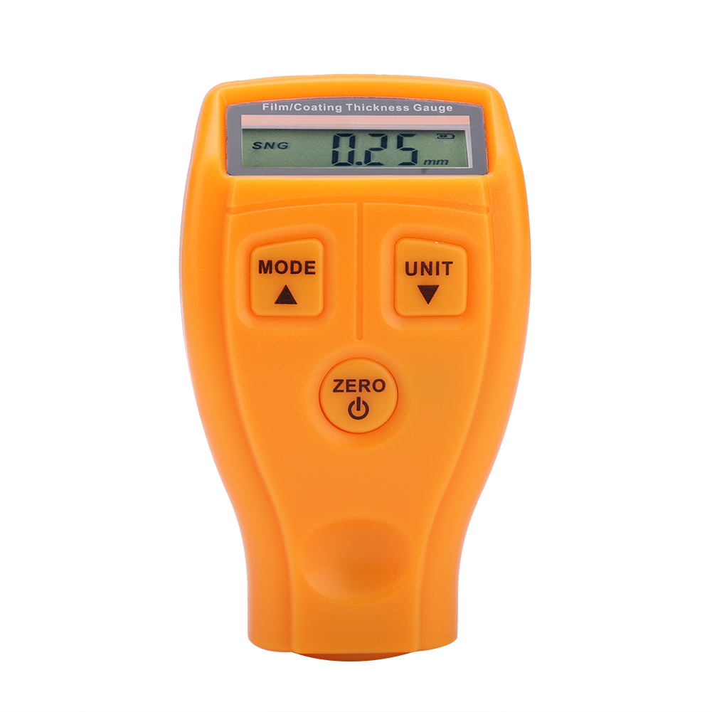 Mini-Car-Paint-Coating-Thickness-Gauges-Meter-Tester-Width-Measuring-Instruments miniature 39