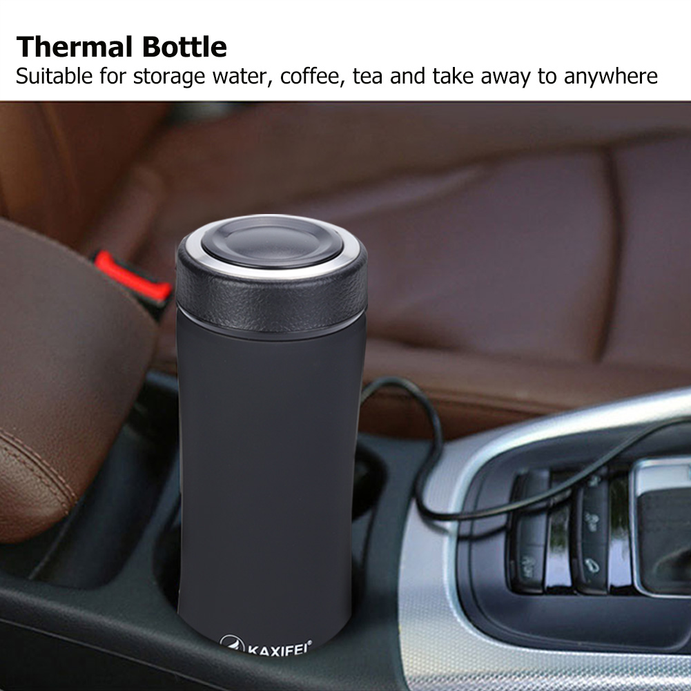 Thermos-Coffee-Travel-Mug-Tea-Stainless-Steel-Vacuum-Flask-Water-Bottle-Cup-New thumbnail 36