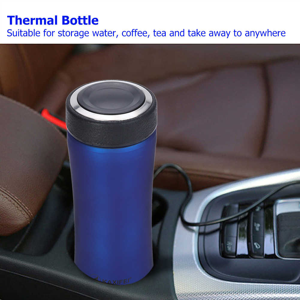 Thermos-Coffee-Travel-Mug-Tea-Stainless-Steel-Vacuum-Flask-Water-Bottle-Cup-New thumbnail 39