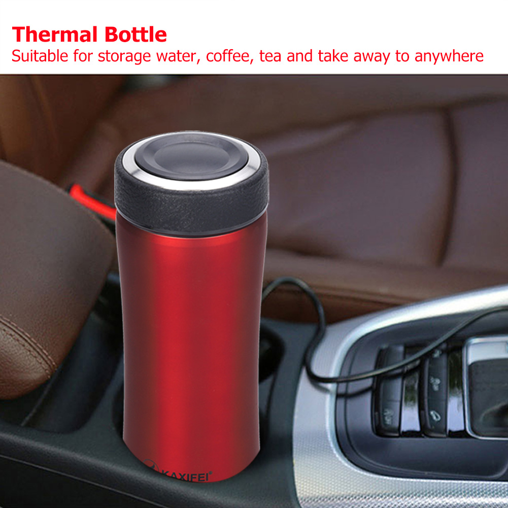 Thermos-Coffee-Travel-Mug-Tea-Stainless-Steel-Vacuum-Flask-Water-Bottle-Cup-New thumbnail 45