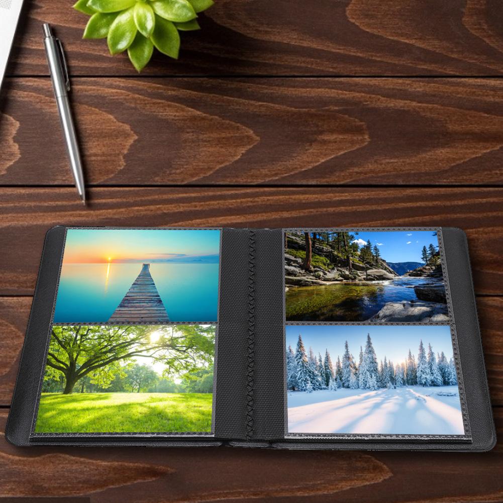 64-Pockets-3in-Mini-Album-Case-Storage-For-Polaroid-Photo-FujiFilm-Instax-Film thumbnail 15