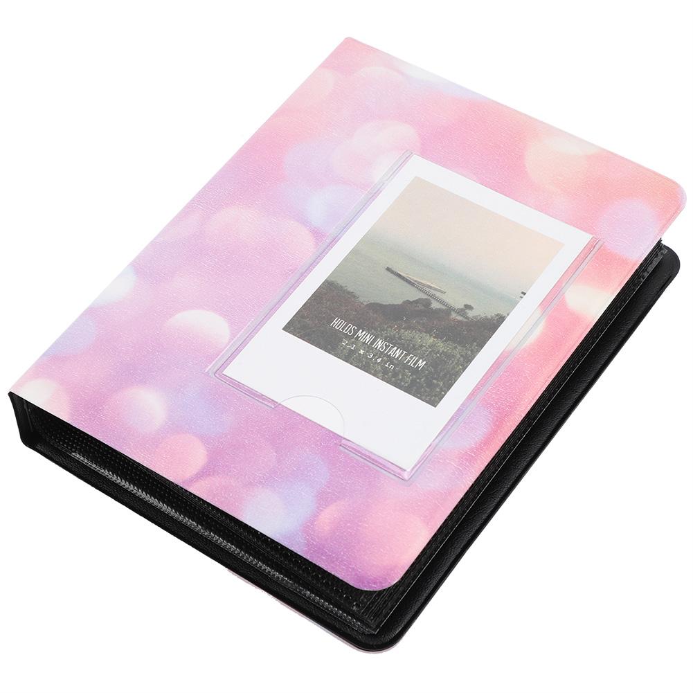 64-Pockets-3in-Mini-Album-Case-Storage-For-Polaroid-Photo-FujiFilm-Instax-Film thumbnail 20