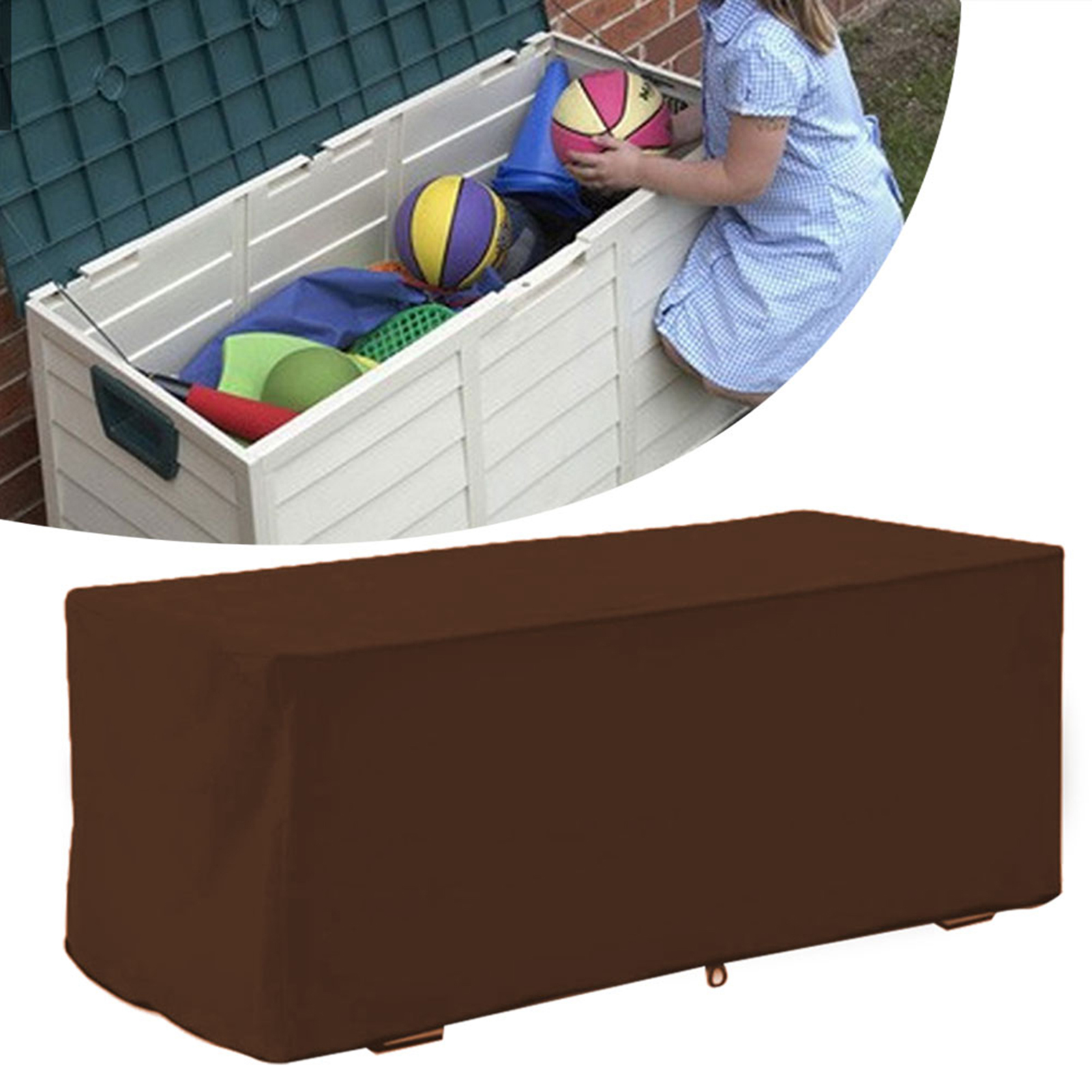 Outdoor-Waterproof-Gardening-Sofa-Bed-Cover-Furniture-Cover-Sofa-Dust-Protector thumbnail 14