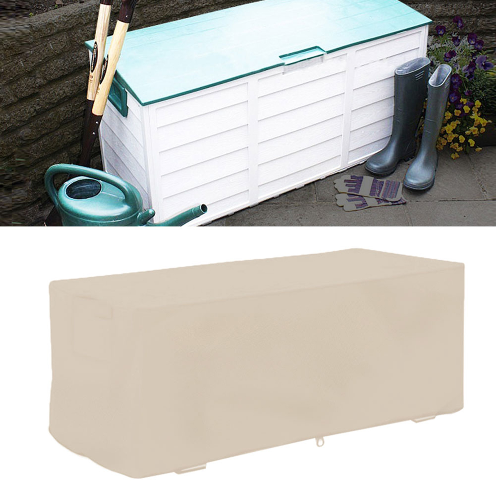 Outdoor-Waterproof-Gardening-Sofa-Bed-Cover-Furniture-Cover-Sofa-Dust-Protector thumbnail 26