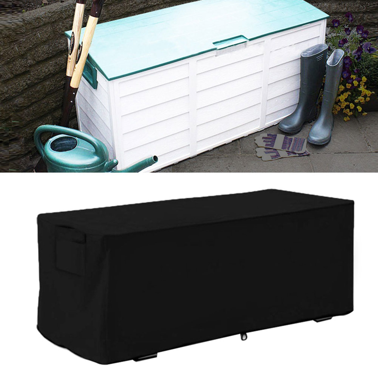Outdoor-Waterproof-Gardening-Sofa-Bed-Cover-Furniture-Cover-Sofa-Dust-Protector thumbnail 29