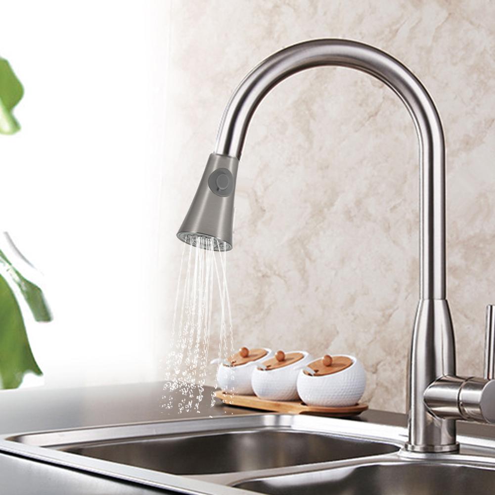 k chenbrause wasserhahn spray hochdruck ersatz brausekopf ebay. Black Bedroom Furniture Sets. Home Design Ideas