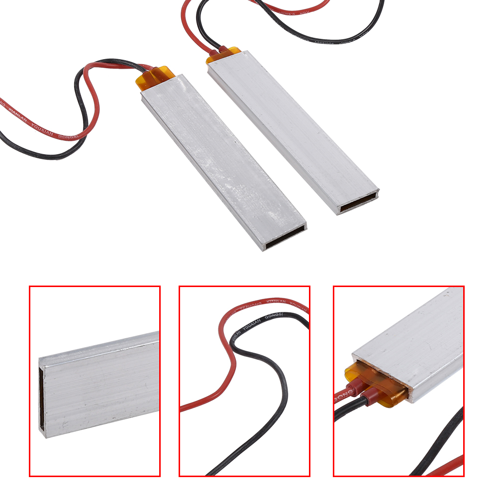 2 types ptc el ment plaque chauffante aluminium durable. Black Bedroom Furniture Sets. Home Design Ideas