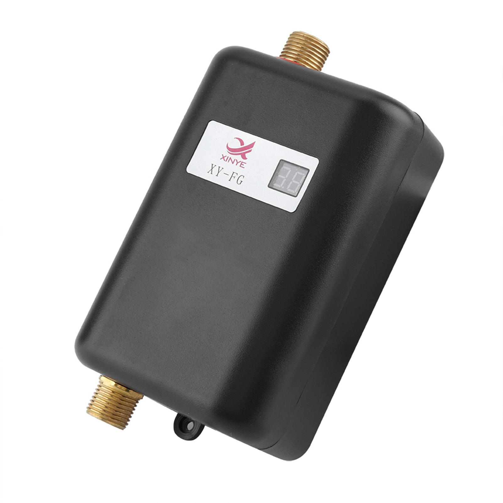 3400w mini chauffe eau instantan electrique temp rature r glable automatique ebay. Black Bedroom Furniture Sets. Home Design Ideas