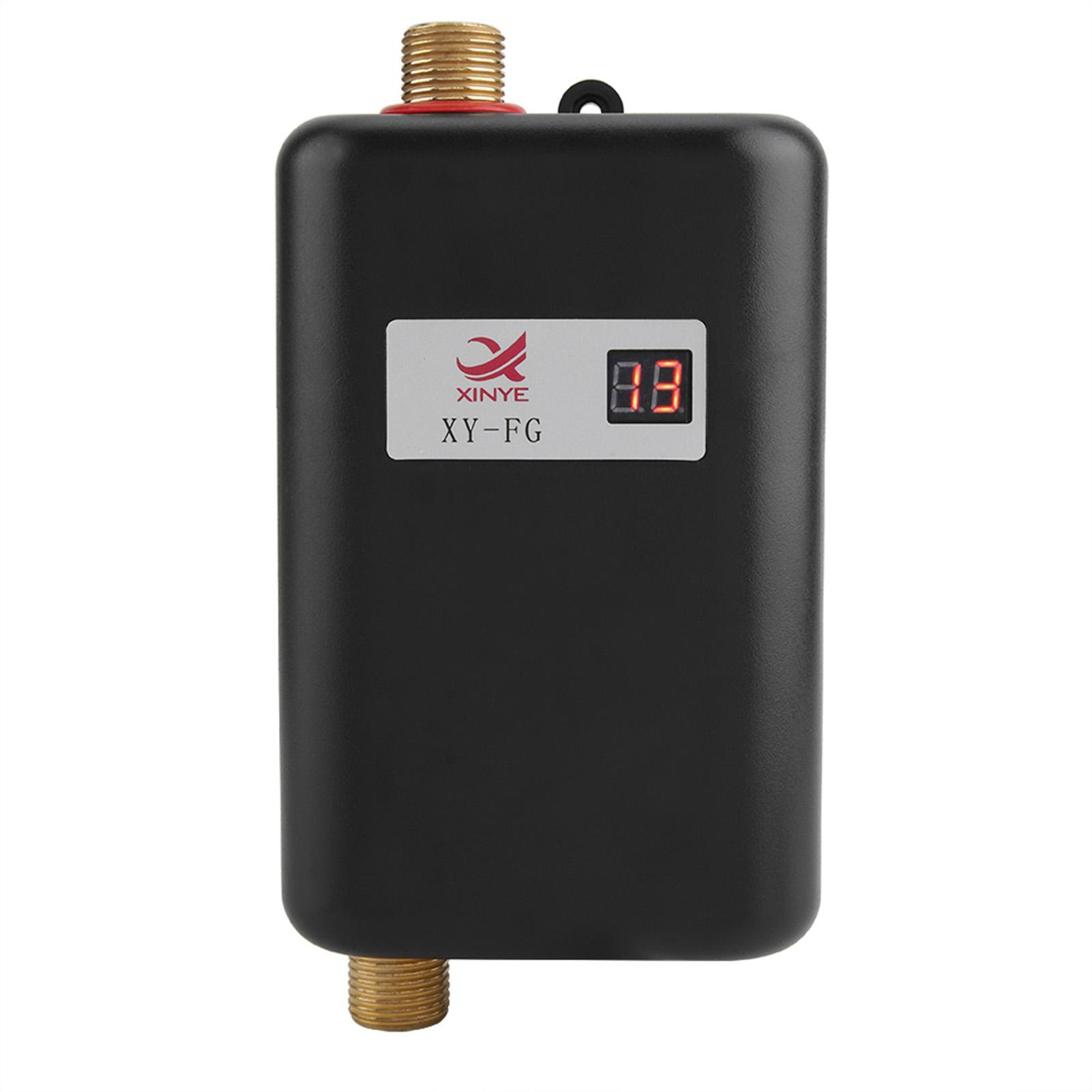 3400w 220v mini elektronisch durchlauferhitzer set tankless k che warmwasser ebay. Black Bedroom Furniture Sets. Home Design Ideas
