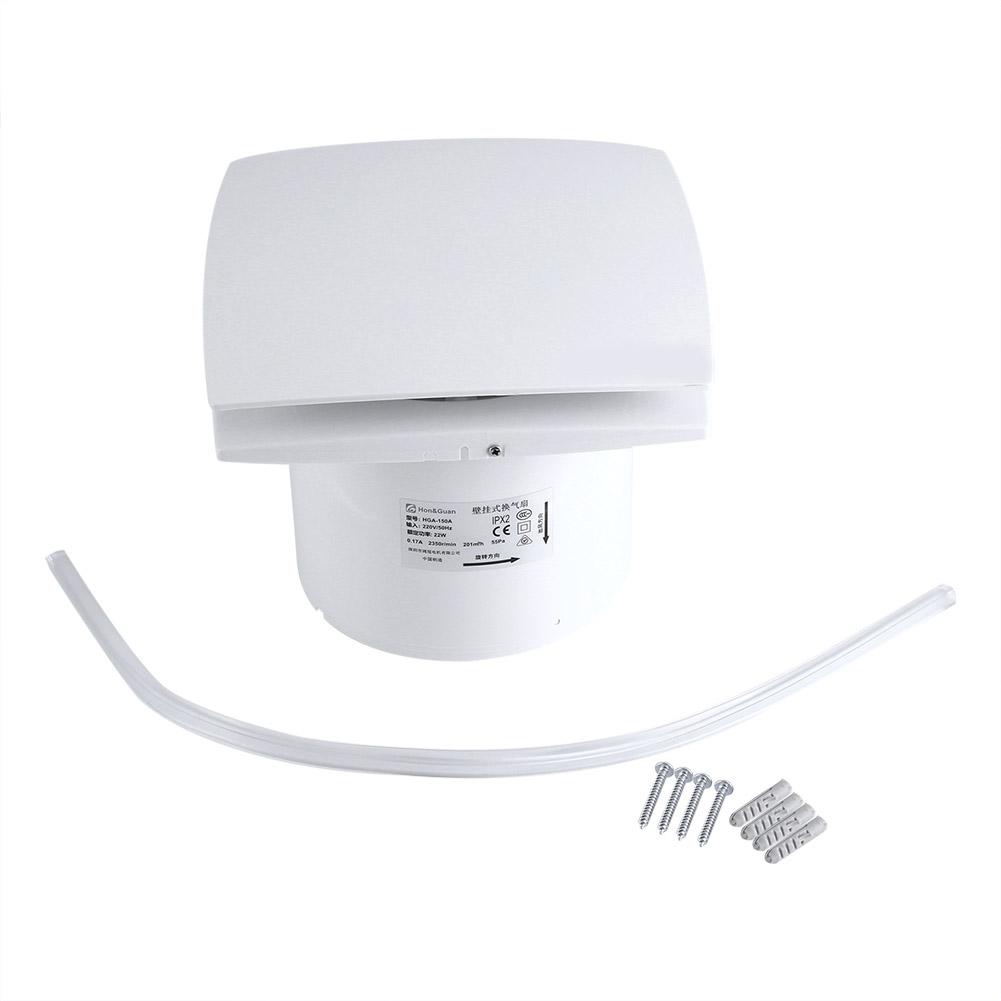 """Kitchen Ceiling Fan: 6"""" Home Ventilation Fan Bathroom/Kitchen Exhaust Fan"""