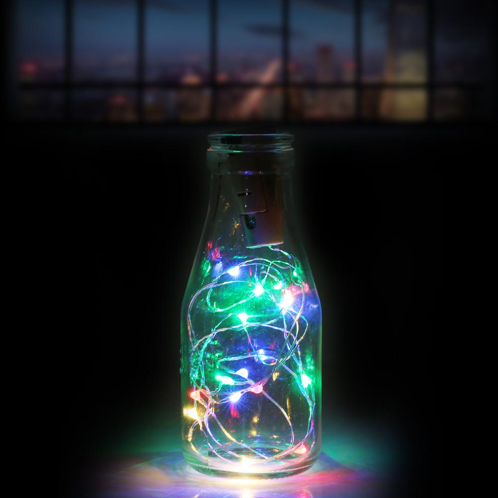 15-LED-Light-Wine-Bottle-Copper-Wire-String-light-bulb-Cork-Festival-Party-Decor thumbnail 21