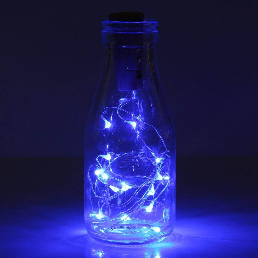 15-LED-Light-Wine-Bottle-Copper-Wire-String-light-bulb-Cork-Festival-Party-Decor thumbnail 23