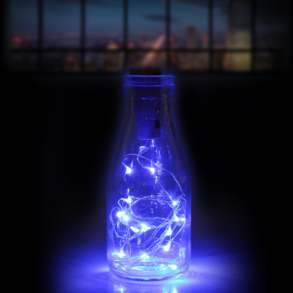 15-LED-Light-Wine-Bottle-Copper-Wire-String-light-bulb-Cork-Festival-Party-Decor thumbnail 24