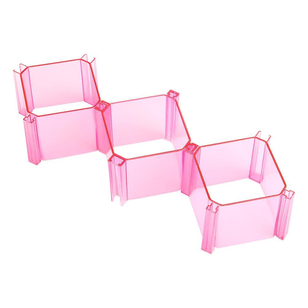 6-Set-Reglable-Organisateur-De-Tiroir-Diviseur-Plastique-Boite-De-Rangement