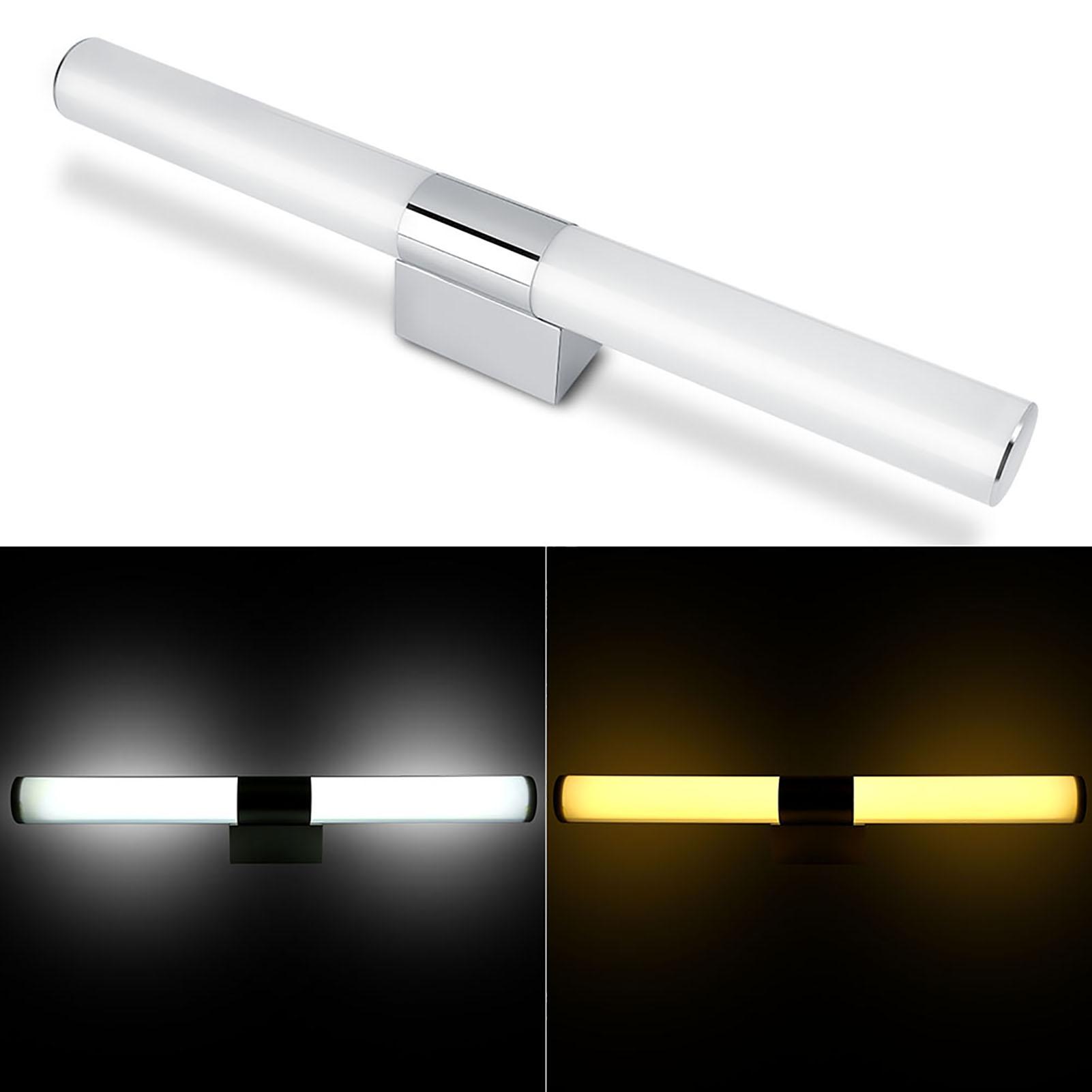 14w badezimmer wandlicht lampe led spiegelleuchte bad leuchte beleutung de ebay. Black Bedroom Furniture Sets. Home Design Ideas