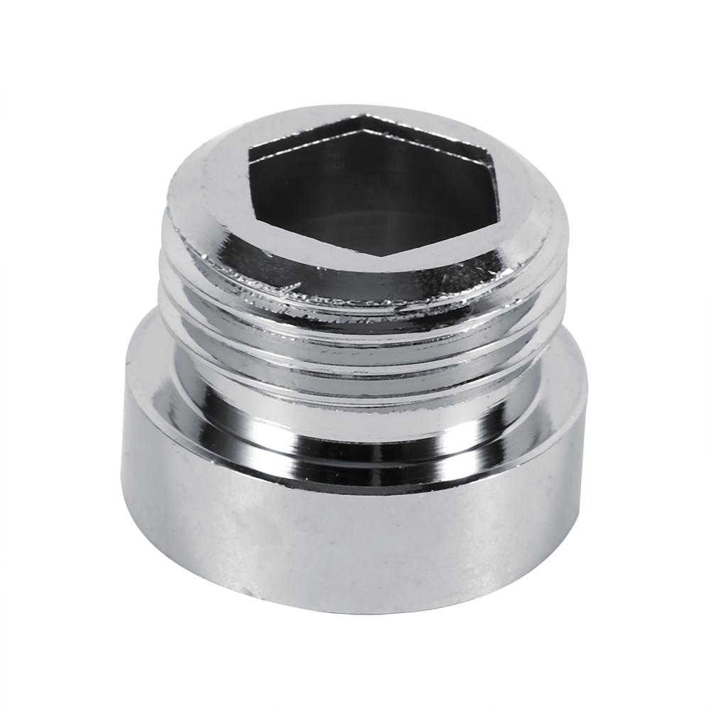 wasserhahn hose aerator adapter f r 22mm 24mm g1 2 m nnlich gewinde wasserfilter ebay. Black Bedroom Furniture Sets. Home Design Ideas
