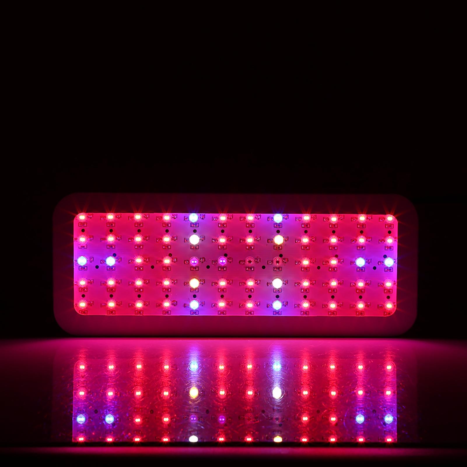 led grow lampe vollspektrum wachsen licht f r hydroponics innenanlagen pflanzen ebay. Black Bedroom Furniture Sets. Home Design Ideas